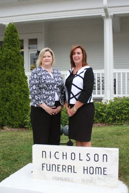 nicholson funeral home statesville nc