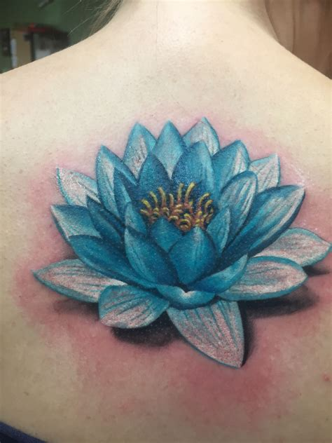 realistic flower tattoo designs lotus flower realistic 3d lotus best