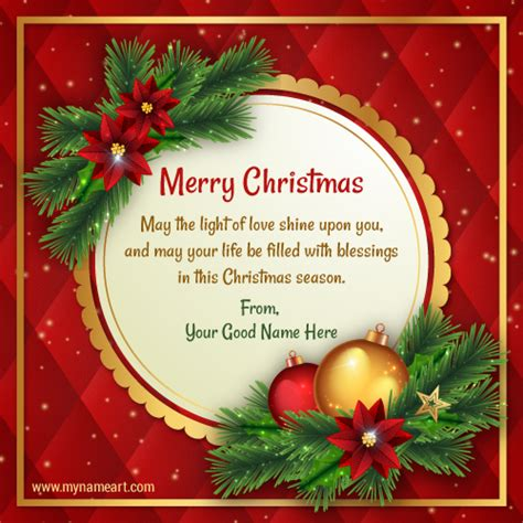 merry christmas blessing quotes    picture wishes greeting card