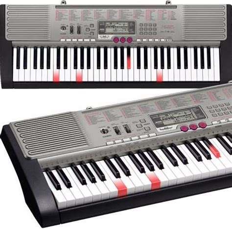 Casio Lighted Keyboard by Casio Lk 230 Remanufactured Lighted Portable Keyboard 61 Standard Size Up To 4