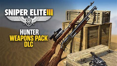 save 80 on sniper elite 3 on steam sniper elite 3 hunter weapons pack dlc