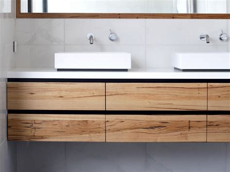 custom bathroom vanity designs custom timber vanities bringing warmth to the bathroom