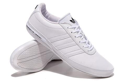 All White Porsche Cozy Adidas Porsche Design S3 All White Shoes You Deserve