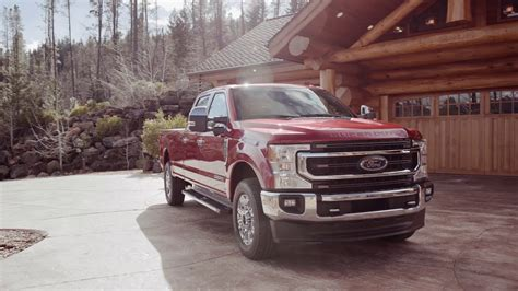 ford super duty   king ranch footage youtube