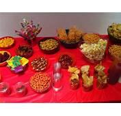 Mesas De Botanas Para Fiestas  Imagui