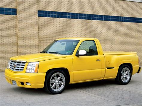 2003 Cadillac Truck by 2003 Chevy 1 2 Ton Custom Sport Truck Sport