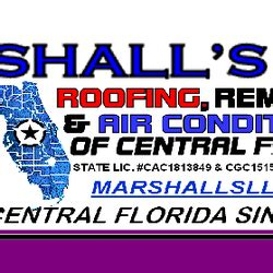 dr fan lakeland fl marshall s air conditioning roofing roofing 3307