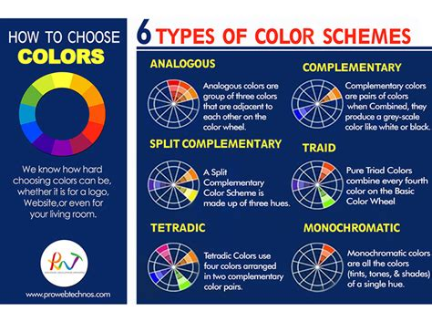 how to choose a lshade how to choose color combination for website designing