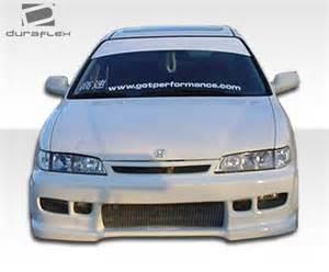 1996 Honda Accord Kit 1996 1997 Honda Accord 4dr Duraflex Spyder Kit 4pc