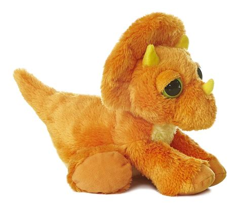 toy range aurora dreamy eyes dinosaurs range plush cuddly soft toy