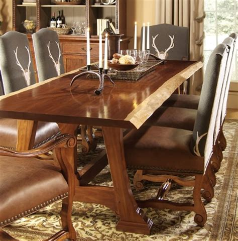 american furniture dining tables american style residential furniture design of edge dining