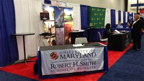 Mba Annual Convention 2013 by Terps Shine At 35th Annual Nbmbaa Conference Robert H