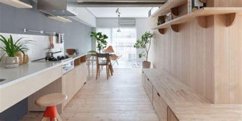 tiny l tiny house l appartamento minimal con un solo muro a
