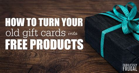How To Turn Amazon Gift Card Into Cash - turn your old gift cards into free amazon products fabulessly frugal