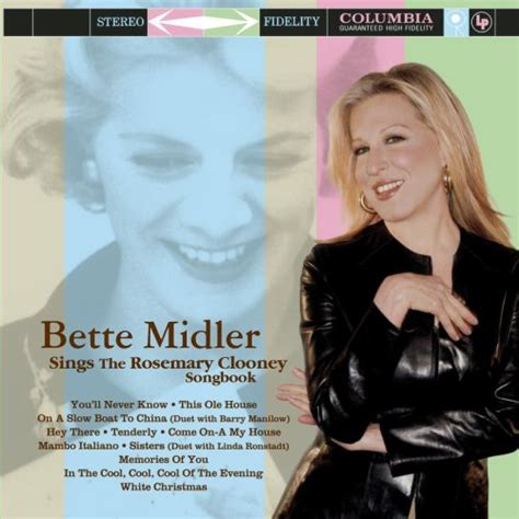 bette midler songs bette midler information facts trivia lyrics