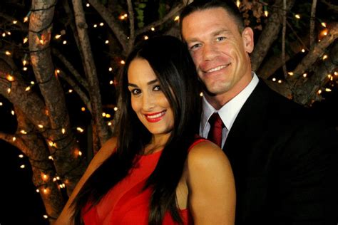 nikki bella and john wwe images nikki bella and john cena hd wallpaper and