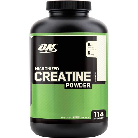 creatine 4 times a week optimum nutrition creatine powder supplement 600g 1 32 lb