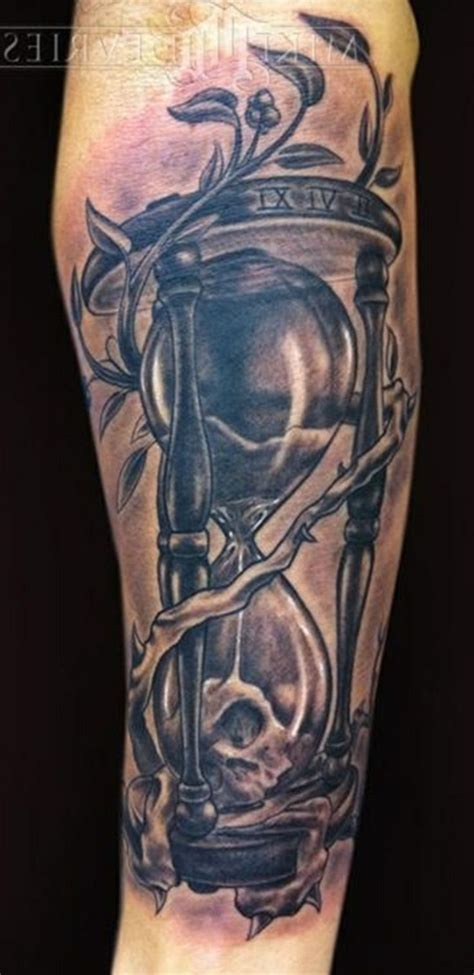best 25 sanduhr tattoo ideas on pinterest sanduhr