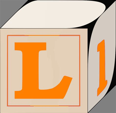 Clip L by Letter L Picture Animated Clipart Best