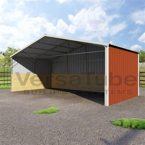 loafing shed      barn  loafing shed