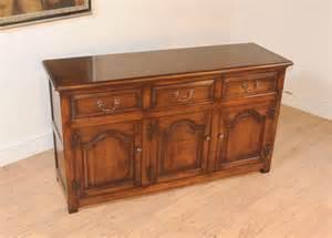 oak buffet furniture oak georgian dresser base server buffet sideboard