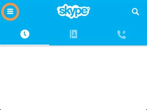 how can i remove my skype name from the sign in screen in skype for