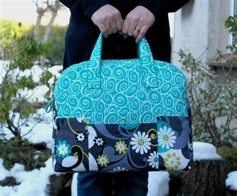 free pattern overnight bag 7 stylish duffel bag patterns you can sew in a weekend