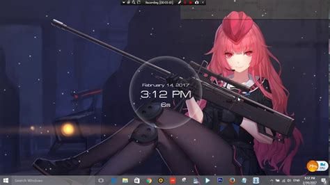 wallpaper engine no sound wallpaper engine non steam ntw 20 digital clock preview