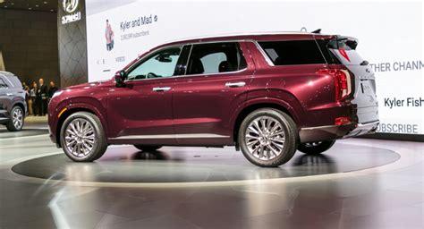 Hyundai New Suv 2020 Palisade Price by 2020 Hyundai Palisade Suv Colors Release Date Redesign