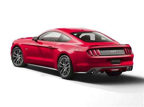 2015 ford mustang price photos reviews features