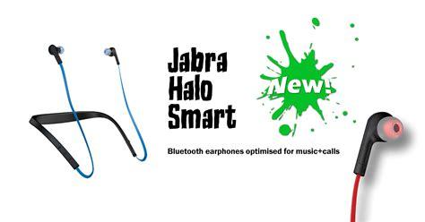 Jabra Halo Smart Wireless Blue jabra halo smart bluetooth stereo neckband headset