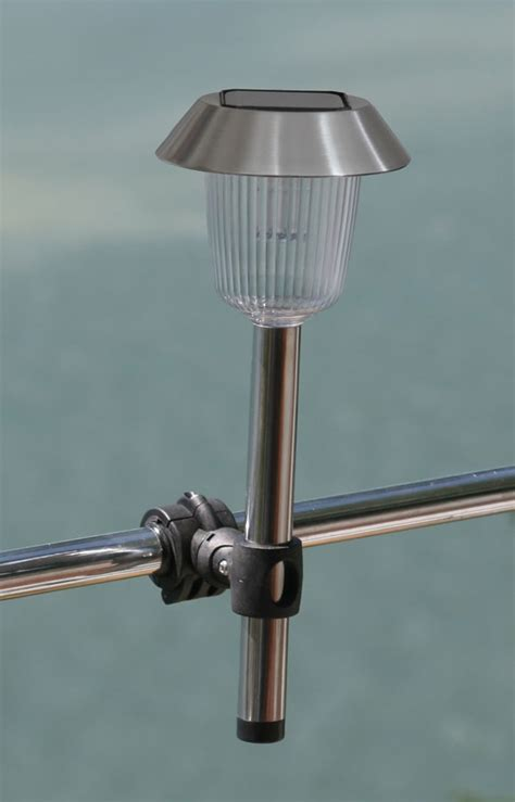 Add Instant Light To Any Boat With The New Improved Solar Powered Anchor Light