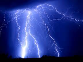Lightning And Thunder Thunder And Lightning Quotes Quotesgram