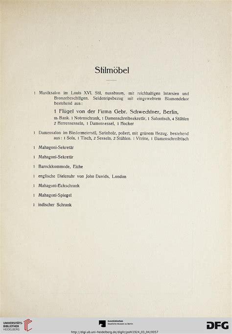 Indische Tische 588 by Kunst Auktionshaus G Adolf Pohl Hrsg Gem 228 Lde