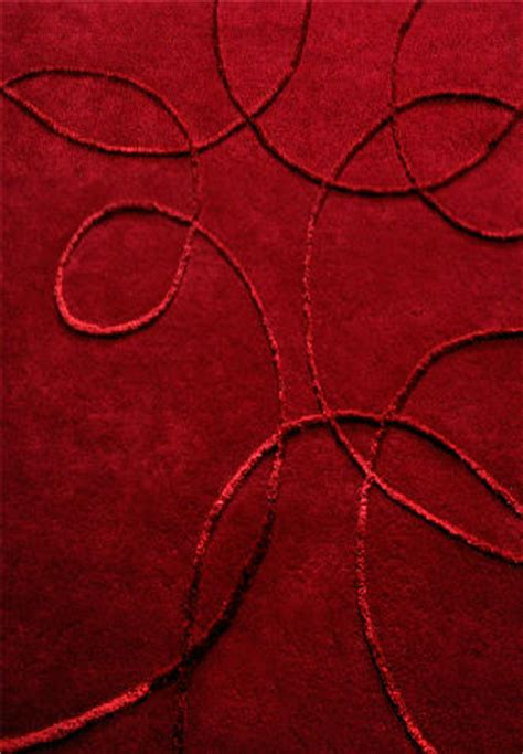 Red Rugs For Bedroom Madrid Red Rug From The Pangea Textured Rugs Collection At