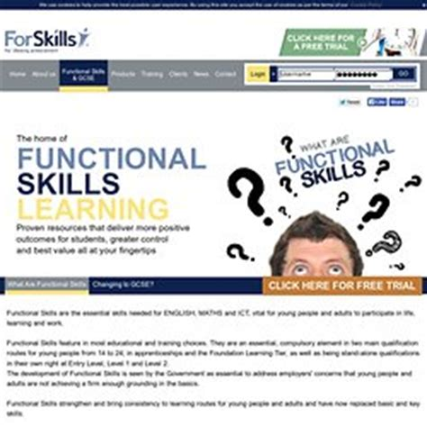 layout features functional skills employability j griggs pearltrees