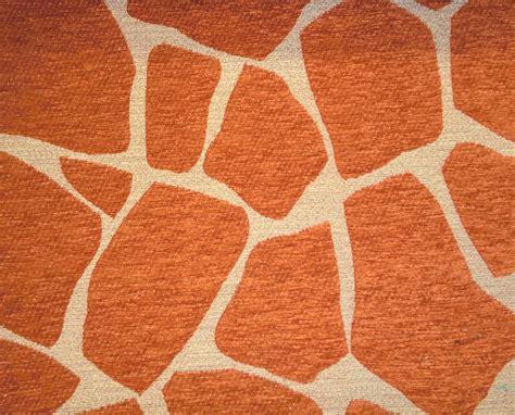 giraffe upholstery fabric westgate fabrics giraffe special orange sp