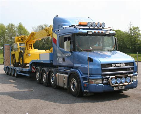 scania t144g 460 8 x 4 news from lorryspotting