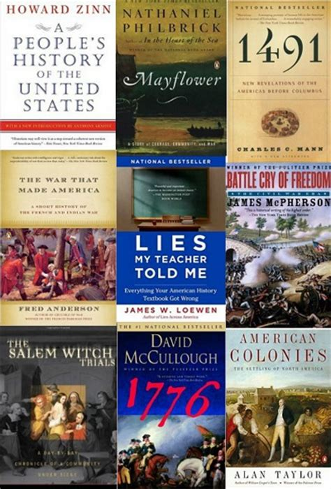 3000 facts about the greatest books best books about american history history of
