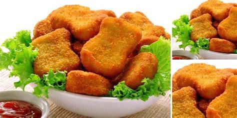 cara membuat nugget ayam udang makanan resep nugget sayur sumber ilmu dan informasi