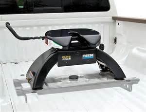 reese 30142 elite series 18k fifth wheel travel trailer hitch