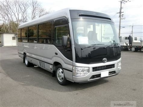 Toyota Coaster Cer For Sale Used Toyota Coaster 2017 For Sale Stock Tradecarview