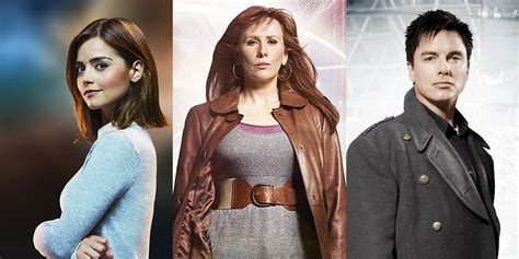 best doctor who 15 best doctor who companions of all time screen rant