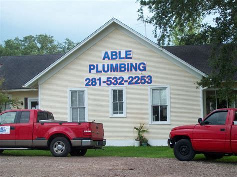 Able To Plumbing by Able Plumbing Inc Networx