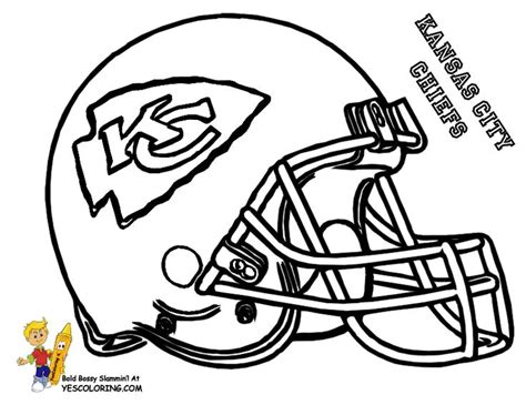 coloring pages sports logos 17 best images about sports coloring book pages on logos kansas city chiefs and