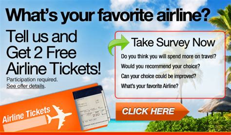 free airline tickets home