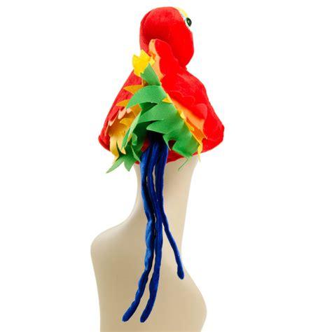 plush velvet plush velvet parrot hat 27198mcao mardigrasoutlet