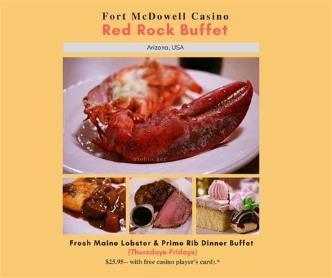 fort mcdowell casino buffet arizona wam