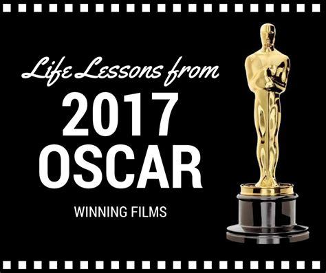 oscar best film odds life lessons from 2017 oscar winning films breakaway
