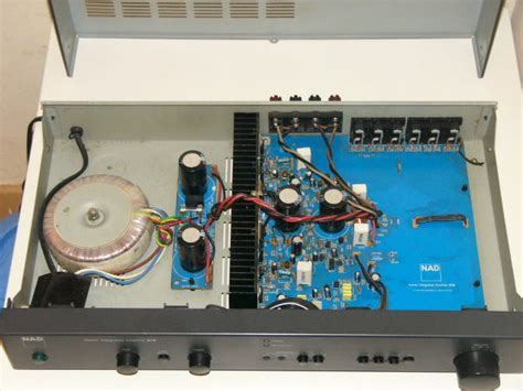 nad  integrated amp